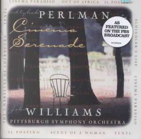 Itzhak Perlman - Cinema Serenade (CD)
