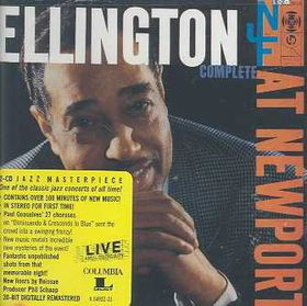 Duke Ellington - At Newport 1956 - Complete (CD)