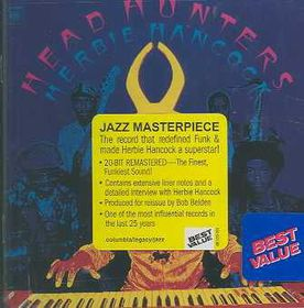 Herbie Hancock - Headhunters (CD)