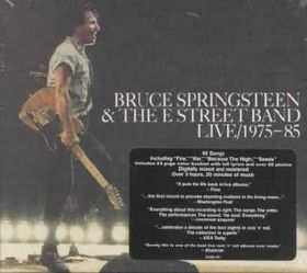Bruce Springsteen - The E Street Band Live 1975-1985 (CD)