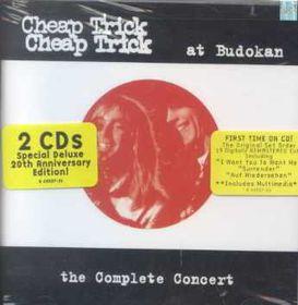 Cheap Trick - Complete Budokan Album (CD)