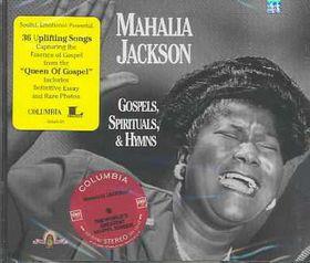 Mahalia Jackson - Gospels, Spirituals & Hymns (CD)