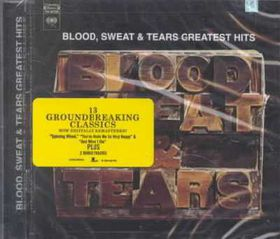 Blood Sweat & Tears - Greatest Hits (CD)