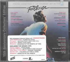 Original Soundtrack - Footloose (CD)