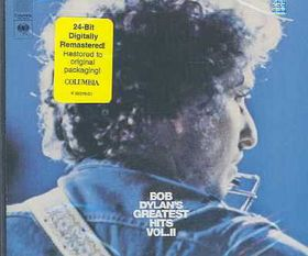 Bob Dylan - Greatest Hits - Vol.2 (CD)