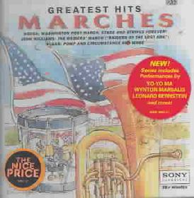 Greatest Hits - Marches - Various Artists (CD)