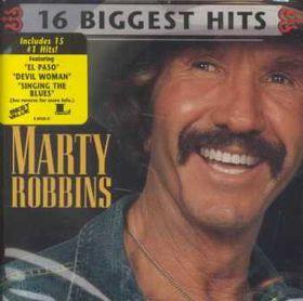 16 Biggest Hits:Marty Robbins - (Import CD)