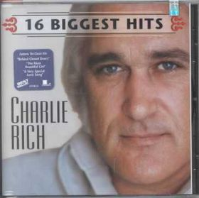 Charlie Rich - 16 Biggest Hits (CD)