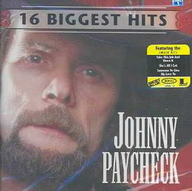 Johnny Paycheck - 16 Biggest Hits (CD)