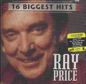 Ray Price - 16 Biggest Hits (CD)