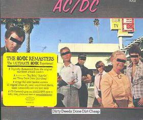 Dirty Deeds Done Dirt Cheap - (Import CD)
