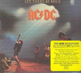 AC/DC - Let There Be Rock - Remastered (CD)