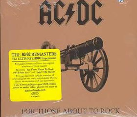 AC / DC - For Those About To Rock (We Salute You) - Remastered (CD)