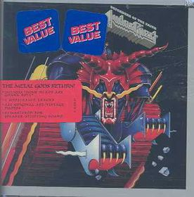 Judas Priest - Defenders Of The Faith (CD)