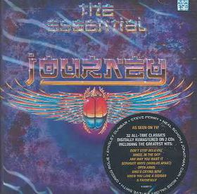 Journey - Essential Journey (CD)