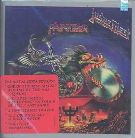Judas Priest - Painkiller (CD)