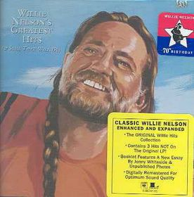 Willie Nelson Greatest Hits - (Import CD)