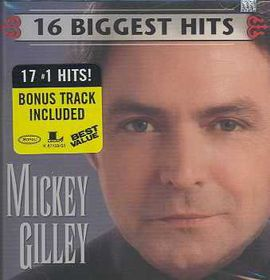 Gilley Mikey - 16 Biggest Hits (CD)