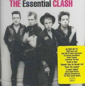 Essential Clash - (Import CD)