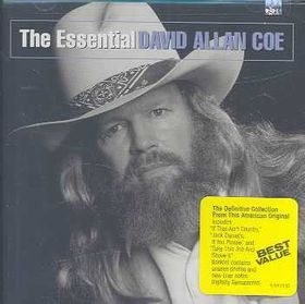 Essential David Allan Coe - (Import CD)