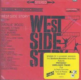 Original Soundtrack - West Side Story - Expanded (CD)