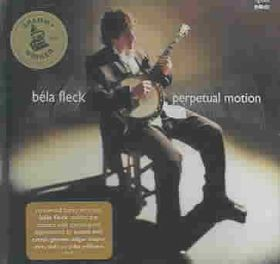 Bela Fleck & The Flecktones - Perpetual Motion (CD)