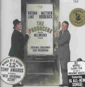 Original Soundtrack - The Producers (CD)