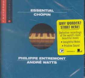 Philippe Entremont - Essential Chopin (CD)