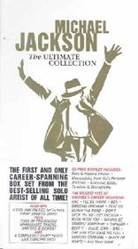 Jackson, Michael - The Ultimate Collection (CD)