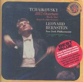 Bernstein Leonard - 1812 Overture / Marche Slave (CD)
