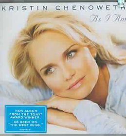 Chenoweth, Kristin - As I Am (CD)