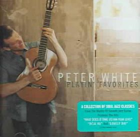 White Peter - Playin' Favorites (CD)