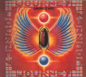 Journey - Greatest Hits (CD)