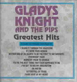 Gladys Knight & The Pips - Greatest Hits (CD)
