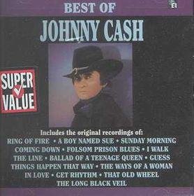 Johnny Cash - Best Of Johnny Cash (CD)