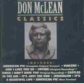 Don Mclean Classics - (Import CD)