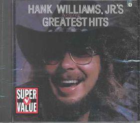 Hank Williams Jr. Greatest Hits - (Import CD)