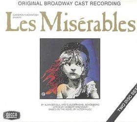 Original Soundtrack - Les Miserables (CD)