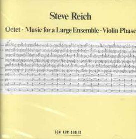 Steve Reich - Music For A Large Ensemble (CD)