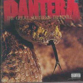 Pantera - The Great Southern Trendkill (CD)