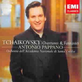 Pappano Antonio - Overtures (CD)