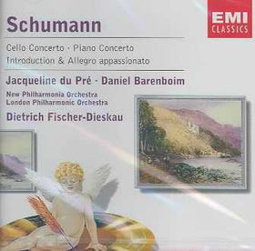 Jacqueline Du Pre - Piano Concerto (CD)