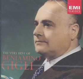Gigli Beniamino - Very Best Of The Singers (CD)