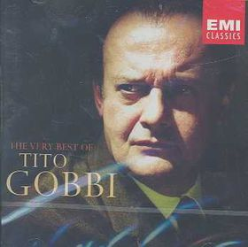 Gobbi Tito - Very Best Of The Singers (CD)