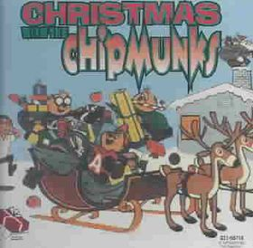 Christmas with the Chipmunks,V.01 - (Import CD)