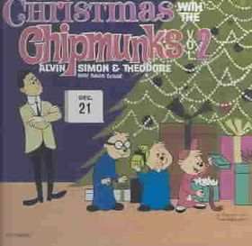 Christmas with the Chipmunks,V.02 - (Import CD)