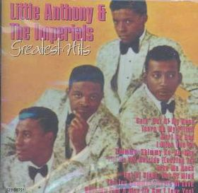 Little Anthony & The Imperials - Greatest Hits (CD)