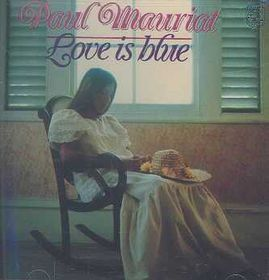 Love is Blue - (Import CD)