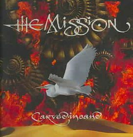 Mission - Carved In Sand (CD)