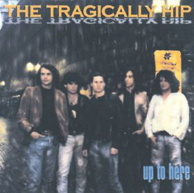 Tragically Hip - Up To Here (CD)